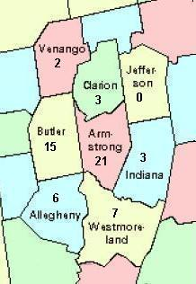 Eight Counties